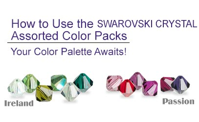 How to Use the Assorted Color Packs - Your Color Palette Awaits!