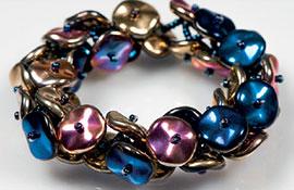 Free Jewelry Projects - Infinite Bracelet
