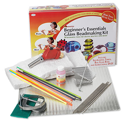 Item Number H20-1084KT Glass Bead-Making Starter Kit