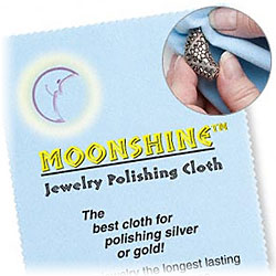 Moonshine® Polishing Cloth