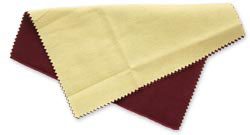 Item Number H20-1536TL Fabulustre® Jewelers Rouge Polishing Cloth