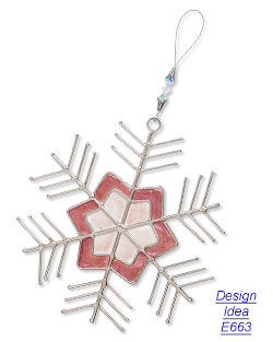Let it Snow: Snowflake Jewelry