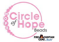 Circle of Hope Beads by Fire Mountain Gems and Beads