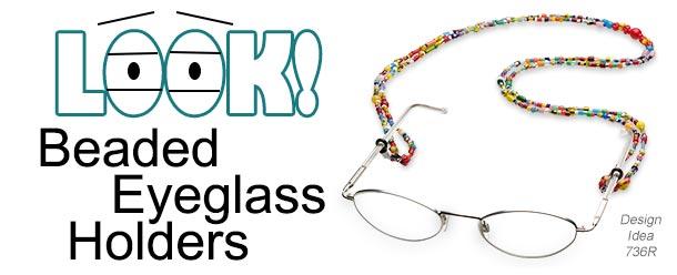 ecd366bd935a Jewelry Making Article - Look! Beaded Eyeglass Holders - Fire ...