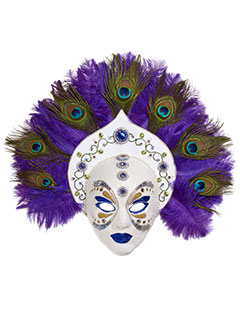 Metamorphosis: A Venetian Mask