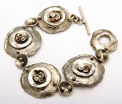 Sculptural Jewelry by Tamara Kelly of Tamara Kelly Designs