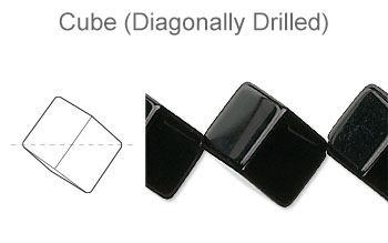 Cube (Diaonally-Drilled)