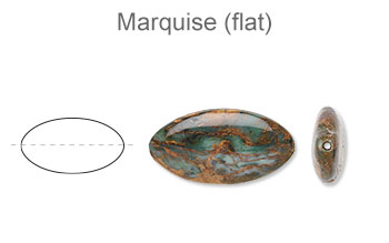 Marquise (Flat)