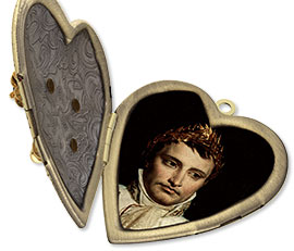 Cut and Place Image in Locket