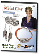 Secrets to Metal Clay Success - Fundamentals DVD