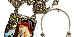 Style Snapshot: Cultural Jewelry Inspiration--Old World Russia