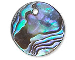 Paua Shell Drop