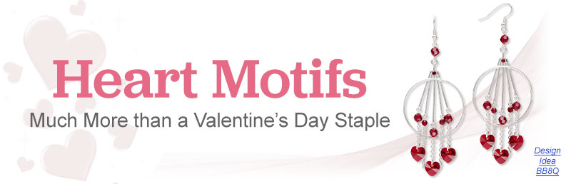 Style Snapshot: Heart Motifs: Much More than a Valentine's Day Staple