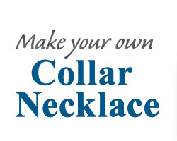 Style Snapshot: Make Your Own Collar Necklace