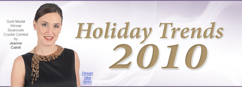 Style Snapshot: New on the Scene--Holiday Trends 2010