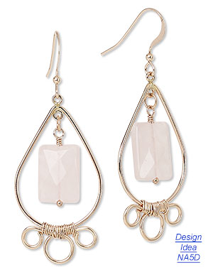 Style Snapshot: Rose Gold--Seed of Fresh Jewelry Designs