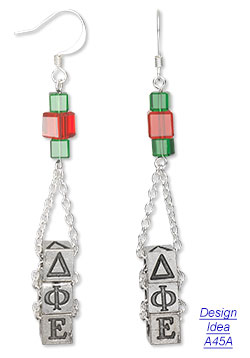 Style Snapshot: Sorority and Fraternity Greek House Jewelry