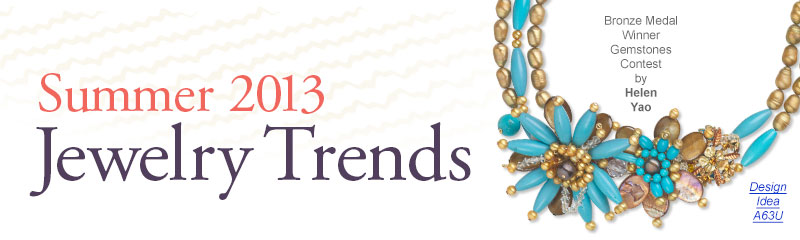 Style Snapshot: Summer 2013 Jewelry Trends