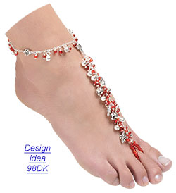 Style Snapshot: The Anklet - A Bracelet for the Legs