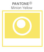 Pantone® Minion Yellow Color