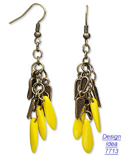 Style Snapshot: Trend Flash! Yummy Yellow