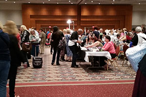 Show Participants Network With All Of The Jewelry-Making Instructors