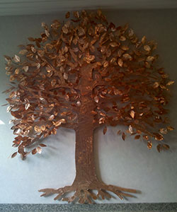 The Copper Tree At Independent Day School