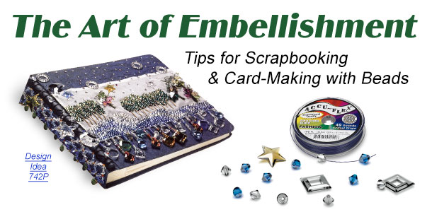The Art of Embellishment: Tips for Scrapbooking and Card-Making