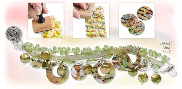 The Art of Mixed Media Jewelry