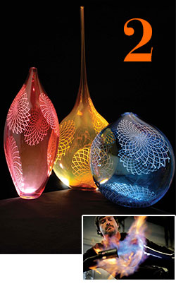 Art Glass by Tim McFadden