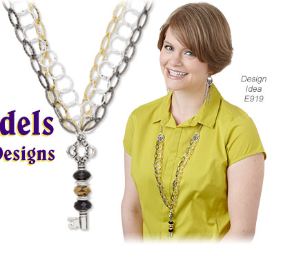 Using Models to Sell Jewelry Designs