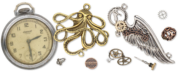 Steampunk Components