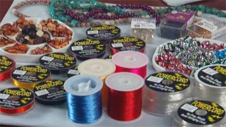 Video Tutorial Finishing Elastic And Powercord Fire Mountain Gems And Beads