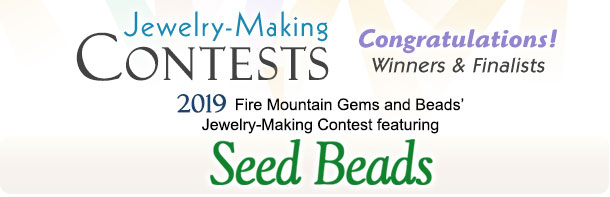 2019 Seed Bead Contest Winners and Finalists