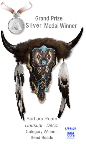 Design Idea 0035 Home Décor with Buffalo