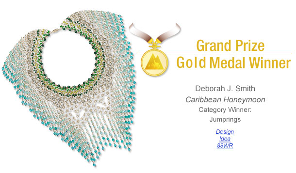 dabe422a1a3adc 2007 Beading Contest Winner's and Finalists - Fire Mountain Gems and ...