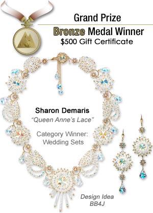JewelryMaking Contest 2010 Swarovski crystal Fire Mountain Gems