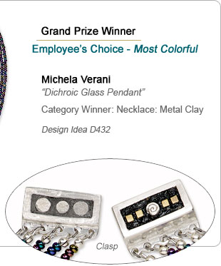 Fire Mountain Gems and Beads 2013 Metals Contest Winners