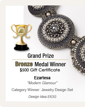 Grand Prize Bronze Medal Winner: Ezartesa