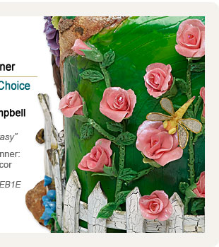 Grand Prize Employee's Choice Winner: Carolyn Campbell Hamill