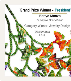 Grand Prize President's Award Winner: Bettye Monzo