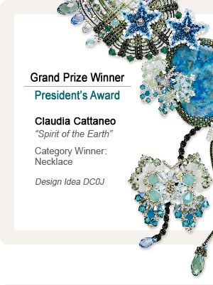 Grand Prize President's Award Winner: Claudia Cattaneo