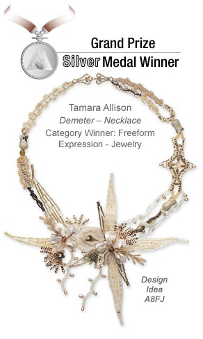 Grand Prize Silver Medal Winner: Tamara Allison