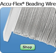Bulk Accu-Flex Beading Wire: Packages of 1,000 Feet