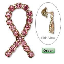 Breast Cancer Awareness Pins