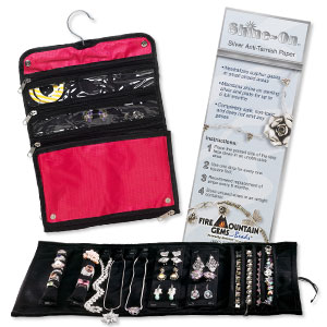 Jewelry Organizers and Carrying Cases