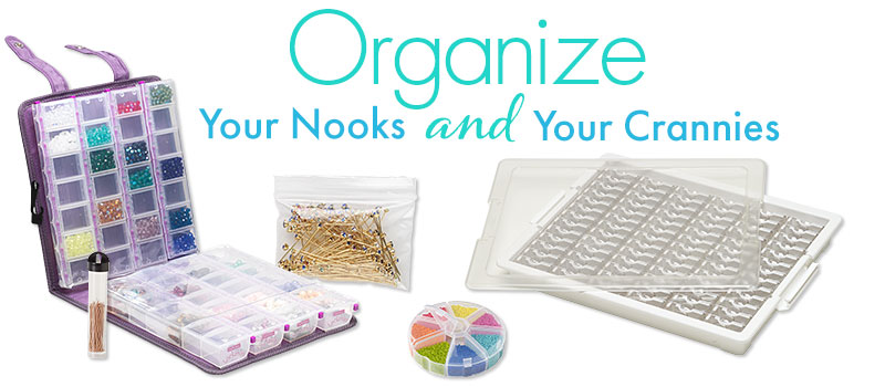Organize Your Nooks AND Your Crannies