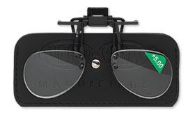 MagniClips® Clip-On Style Lenses