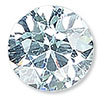 Aqua Blue Cubic Zirconia Gemstone Beads and Components