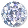 Lavender Cubic Zirconia Gemstone Beads and Components